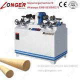 Hölzerner Rod, der Besenstiel-Maschinen-rundes Holz-Rod-Maschine aufrundet
