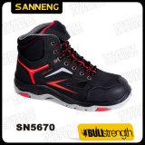 Schoenen de Van uitstekende kwaliteit Sn5670 van de Veiligheid van Outsole van PU+Rubber