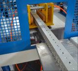 Da Economia-Energia do PVC do cabo do Trunking máquina 2017 de perfuração automática