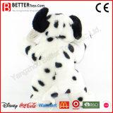La norme ASTM un jouet en peluche animal en peluche Dalmatien Chien doux pour les enfants