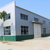 Structure en acier de construction préfabriqués Fabricant Warehouse