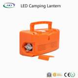 Illuminazione esterna di campeggio multifunzionale della lanterna di energia del LED