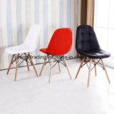 Оптовая торговля пластика ABS обеденный стул стул черного цвета в подлокотнике