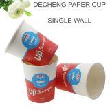 Taza de consumición disponible del papel de 7 onzas de la alta calidad