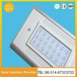 Fornitore IP65 tutto della fabbrica agli indicatori luminosi di una via solari Integrated