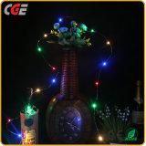 [5-متر] [لد] [كبّر وير] مصباح خيط مع [بتّري بوإكس] [لد] [كبّر وير] مصباح [بتّري بوإكس] عيد ميلاد المسيح زخرفة مصباح خيط حارّ يبيع