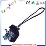 PVC caliente Keychain de la historieta de las ventas 3D para los regalos de la promoción