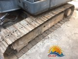 크롤러 사용한 건축 기계 소형 6 톤은 파는 사람 Volvo Ec60c 굴착기를 추적했다