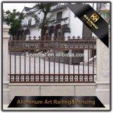 Qualitäts-Aluminiumlegierung-Sicherheitszaun für Landhaus-Garten