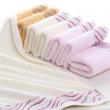 昇進のホテル/ホーム100%年の綿の表面手/浴室タオル