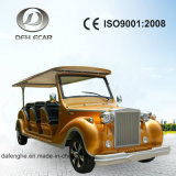 12 Seaters elektrisches Verein-Karren-Golf-Auto-besichtigenauto