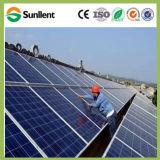 格子太陽ホームシステムを離れた卸し売り270W太陽電池パネルの工場