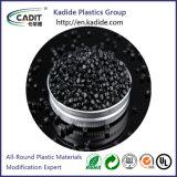Alto conteúdo de polipropileno Masterbatch cor preta PP