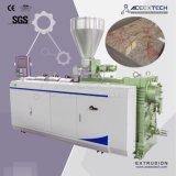 Het Stijve Imitatie Marmeren raad-Blad van pvc/de Plastic Extruder die van de Plaat Machine maken