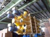 транспортер винта 219mm Sicoma для цемента, золы угля