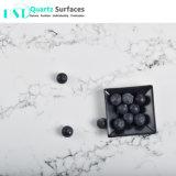 Pietra artificiale del quarzo di struttura di marmo reale di qualità superiore