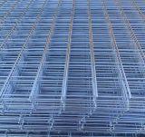 Гальванизированная и PVC покрынная сваренная панель загородки ячеистой сети