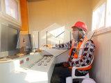 35m3/H de mobiele Concrete het Mengen zich Installatie van de Partij, Beweegbare Concrete het Mengen zich Installatie