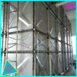 Cachet de l'acier galvanisé à chaud 50m3 de l'eau du réservoir de stockage