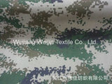 flammhemmende Tarnung gedrucktes Gewebe 1000d für Militärbeutel/Zelte/Schuhe