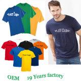 عامة [ت] قميص طباعة حارّة عمليّة بيع فراغ [تشيرتس] رخيصة