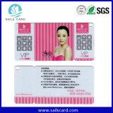 승진을%s 커트 불규칙한 형태 PVC 카드를 정지하십시오
