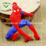 Polietilene Keychain dello Spider-Man
