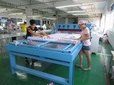 Preço hidráulico automático da máquina de estaca da amostra da tela