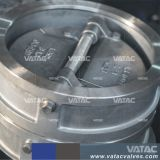 Doppelplatten-Oblate-Hochdruckrückschlagventil (H72H-150LB -300LB)