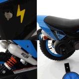 Les enfants de 6 V électrique Moto Moto Scrambler Dirt Bike Ride sur Motocross