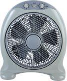 De draagbare Ventilator die van de Vloer van de Doos 14inch Binnen het Ventileren van het Huis Lucht koelen