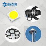3W vert LED 520-530nm avec Star PCB