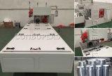 Máquina extrusora de plástico/plástico o el drenaje del agua tubería de PVC Línea de producción/Línea de extrusión