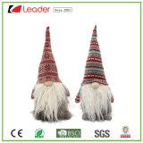 Verzauberte handgemachte WeihnachtsgewebeGnomes für Ausgangs-und Tisch-Dekoration