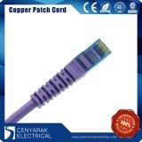 中国の製造CAT6ネットワークパッチケーブルのパッチ・コード