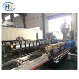 300kg/H pvc die de TweelingExtruder van de Schroef met het Scherpe Systeem van de Ring van het Water samenstellen