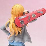 均一女の子の日本製アニメ図おもちゃの報酬ボックス