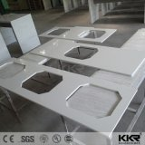 Controsoffitto di pietra artificiale della pietra del quarzo della mobilia della cucina