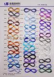 ドープ塗料によって染められるポリエステルヤーンの単繊維60d/4fの連続的なフィラメント