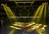 Ilda TTL 4W 2W de color RGB DMX 512 Etapa Animación Cartoon moviendo la cabeza la luz del láser (MHLS-W4000/W2000).