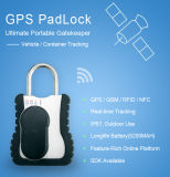 Container E-LOCK with GPS and RFID Card and Built in Battery