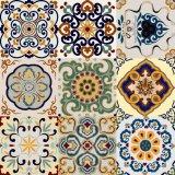 mattonelle di pavimento di ceramica resistenti all'uso artistiche di 300X300mm per materiale da costruzione