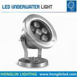 Heiße Unterwasserlampe der Verkaufs-Landschaftsbeleuchtung-1W IP68 LED
