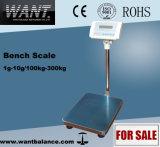 Plate-forme numérique balance de pesage