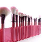 22ПК Набор щеток для макияжа профессиональные косметические комплекта дополнительного сбора Bb крем Concealer Eyeshadow сталкиваются с кромкой основу порошка с розовым чехол Esg10495