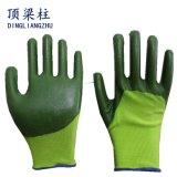 Professoinal Fabrik-Nitril-Arbeitssicherheits-Handschuhe mit Bescheinigung