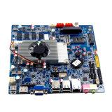 I1037 2 LAN Motherboard van Fanless cpu van de Kaart met 6 USB, 6 Com, VGA, Lvds