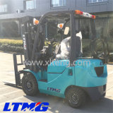 Mini chariot élévateur d'essence de LPG/de 1.5 tonne de Ltma à vendre