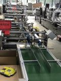 gluer del dispositivo di piegatura per l'incollatura di plastica della scatola pieghevole