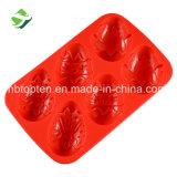 Hot Sale oeuf de Pâques moule à cake en silicone